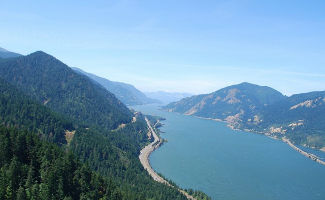 Columbia River Gorge Image