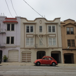 The Old Heart of San Francisco