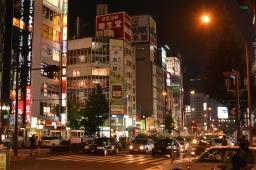 A Tour through Tokyo Via Haiku: Shibuya and Shinjuku