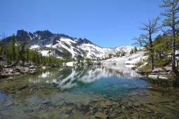 The Enchantments Wilderness