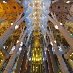 Gaudi: Architecture for those with a Netflix queue of Dark, Cerebral, Comedies
