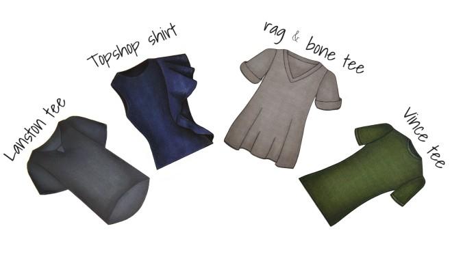 shirts II