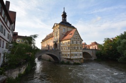 Hanging in a Bavarian Fairytale: Bamberg