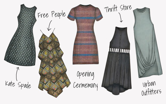 NYC dresses